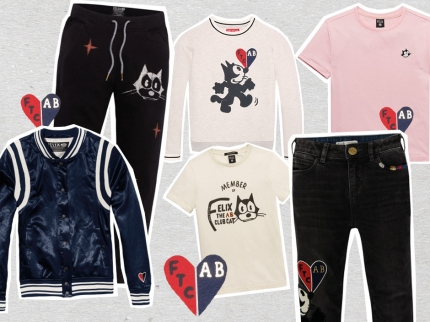Eine tierisch coole Kollektion: Scotch & Soda meets Felix the Cat